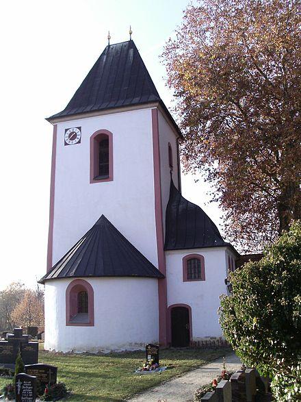 Bild von Großpösna: Lutherkirche in Großpösna