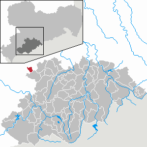 Karte von Hohndorf