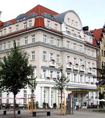 Bild von Leipzig: Hotel Fürstenhof
