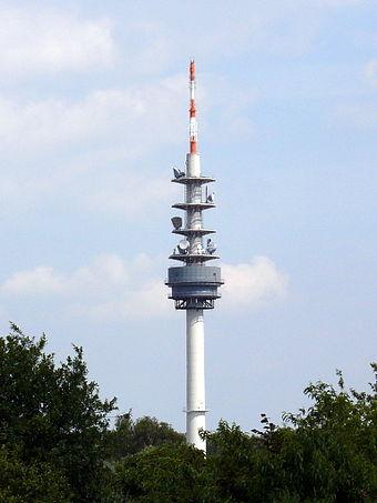 Bild von Leipzig: Fernmeldeturm Leipzig-Holzhausen