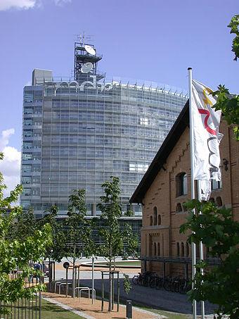 Bild von Leipzig: MDR-Zentrale