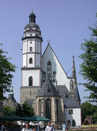 Bild von Leipzig: Thomaskirche