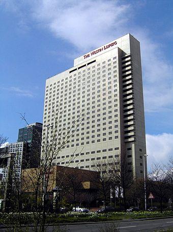 Bild von Leipzig: Hotel The Westin Leipzig