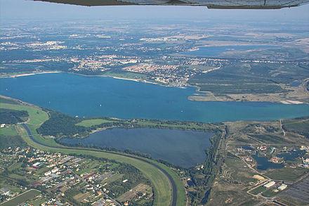 Bild von Leipzig: Cospudener See