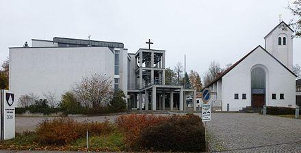 Bild von Leipzig: Dominikanerkloster in Wahren, Wirkungsstätte von Aurelius Arkenau