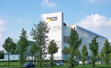 Bild von Leipzig: Sitz der Verbundnetz Gas AG in Schönefeld