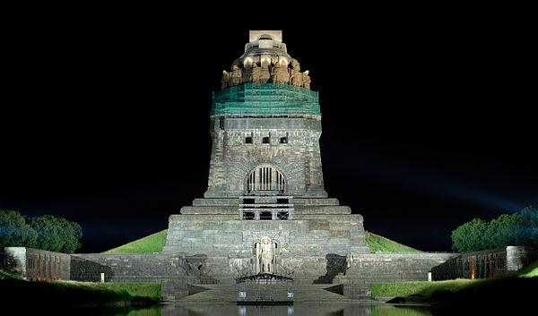 Bild von Leipzig: Ein Leipziger Wahrzeichen: Völkerschlachtdenkmal (2007)