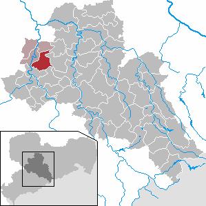 Karte von Seelitz