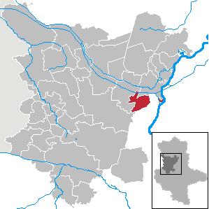 Karte von Barleben