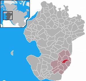 Karte von Brickeln