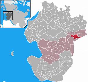Karte von Bunsoh