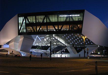 Bild von Stuttgart: Neues Porsche Museum