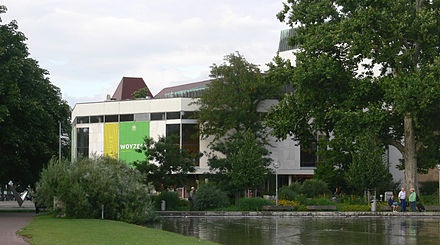 Bild von Stuttgart: Schauspielhaus im Schlossgarten