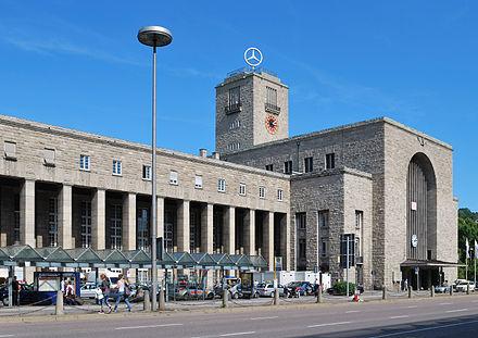 Bild von Stuttgart: Hauptbahnhof von Stuttgart