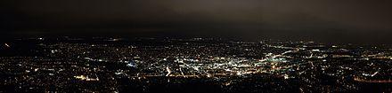 Bild von Stuttgart: Stuttgart bei Nacht
