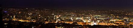 Bild von Stuttgart: Stuttgart bei Nacht II