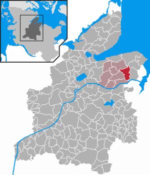 Karte von Felm