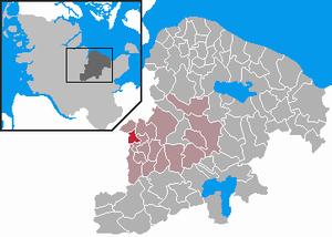 Karte von Klein Barkau
