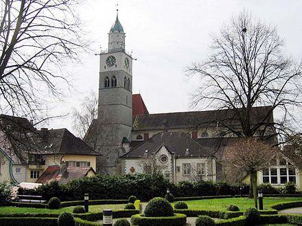 Bild von Überlingen: Münster St.Nikolaus