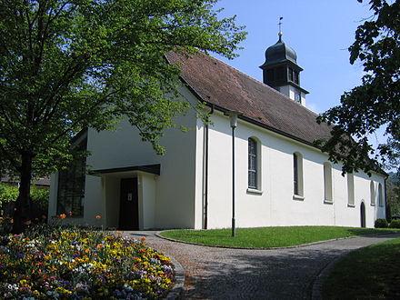 Bild von Überlingen: Kirche St.Peter und Paul in Nesselwangen