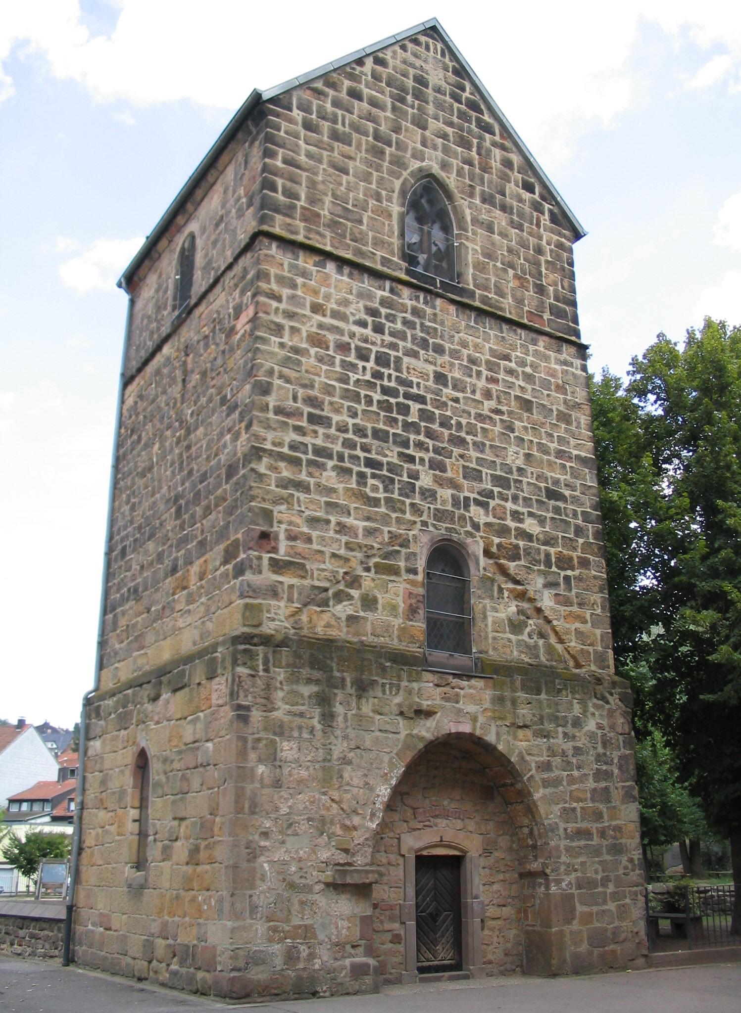 Bild von Saarbrücken: Alter Turm Dudweiler 01