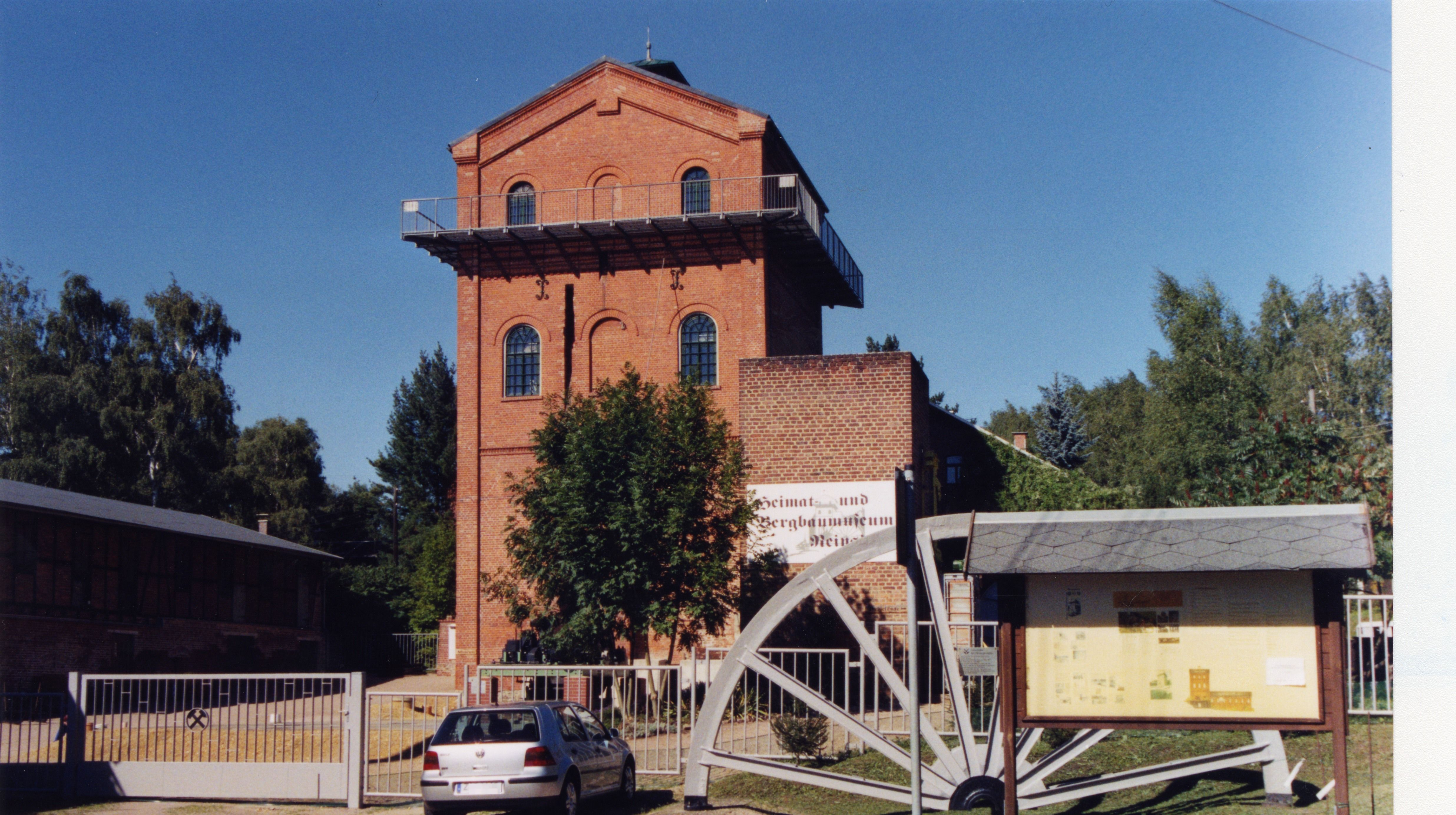 Bild von Zwickau (Landkreis): Bergbaumuseum Reinsdorf