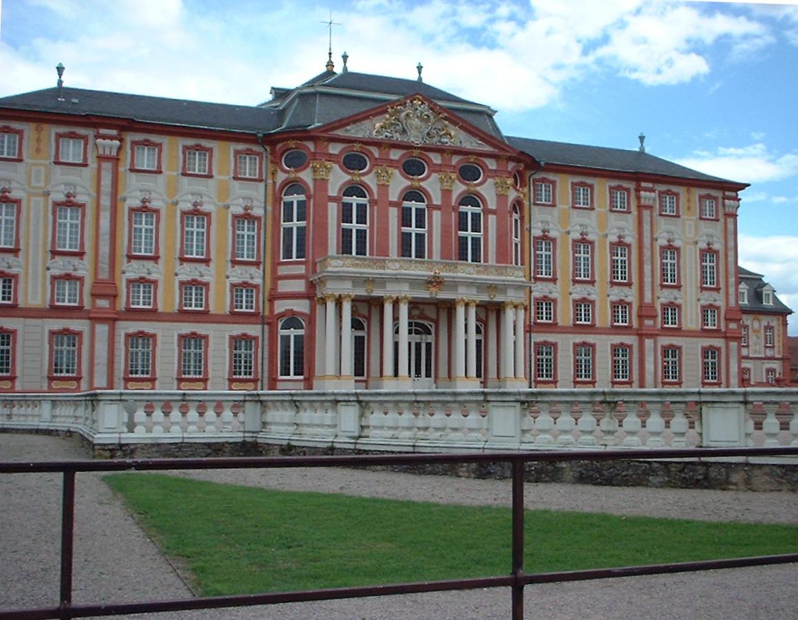 Bild von Karlsruhe (Landkreis): Bruchsal Schloss