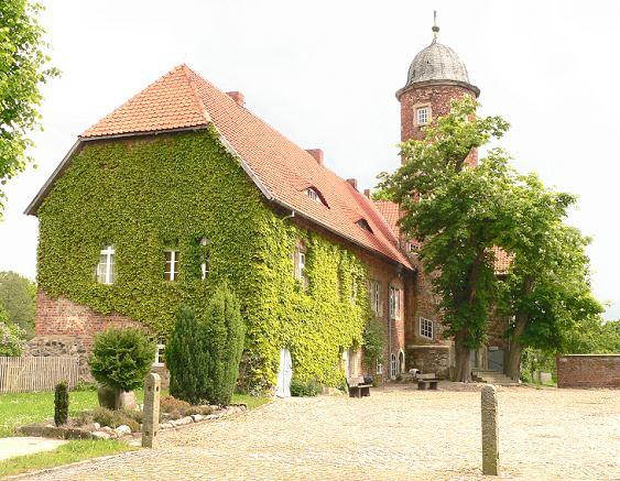 Bild von Gifhorn (Landkreis): Burg Brome