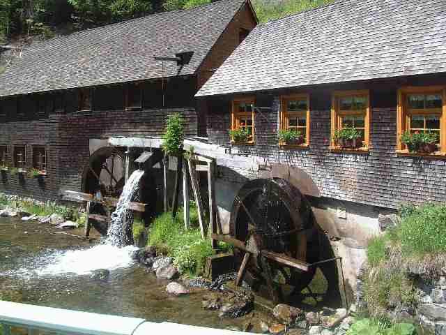 Bild von Schwarzwald-Baar-Kreis: Hexenlochmuehle