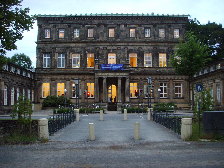 Bild von Lippe (Landkreis): Hochschule für Musik, Detmold, Juni 2008