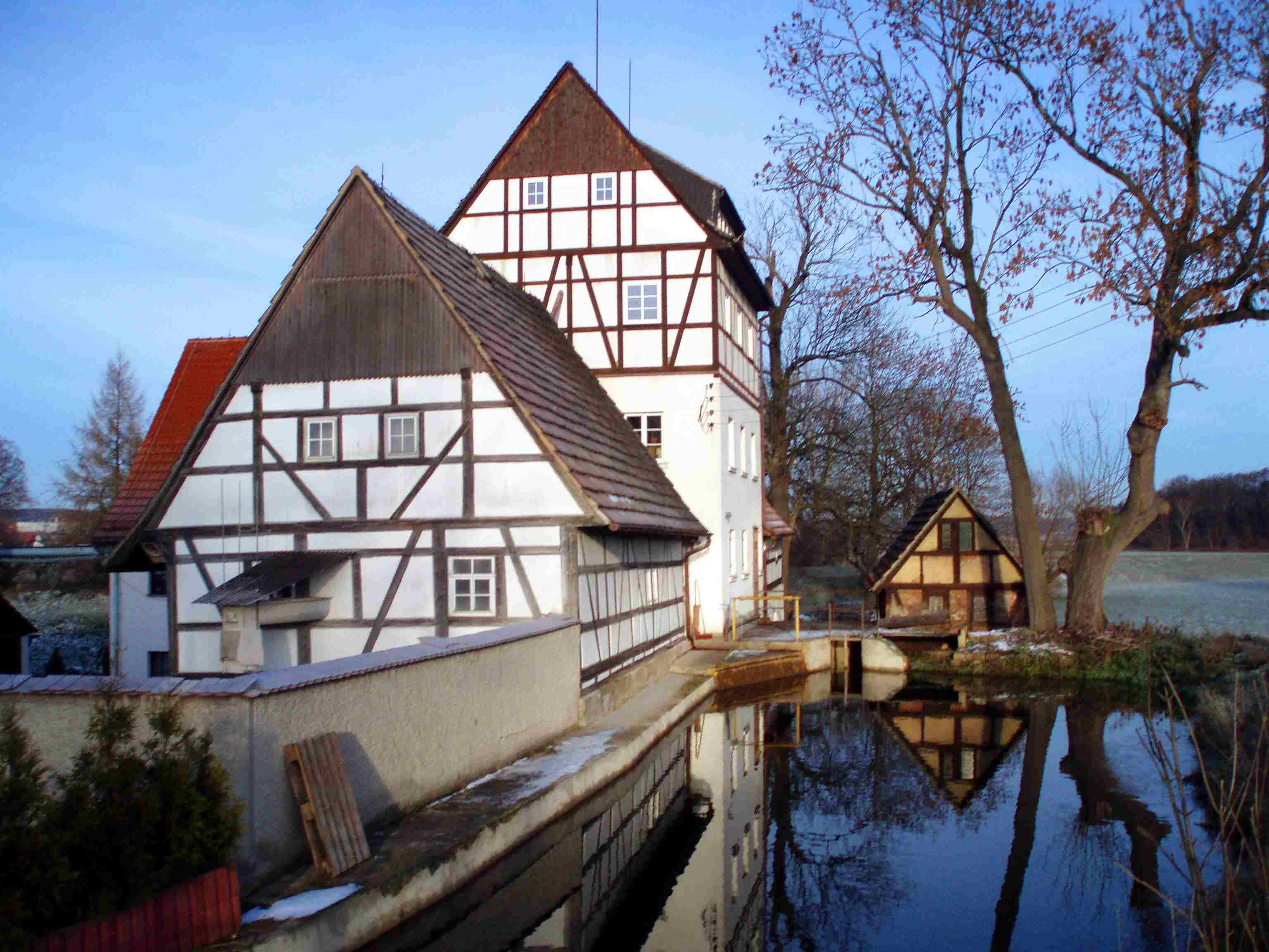 Bild von Zwickau (Landkreis): Klatschmühle