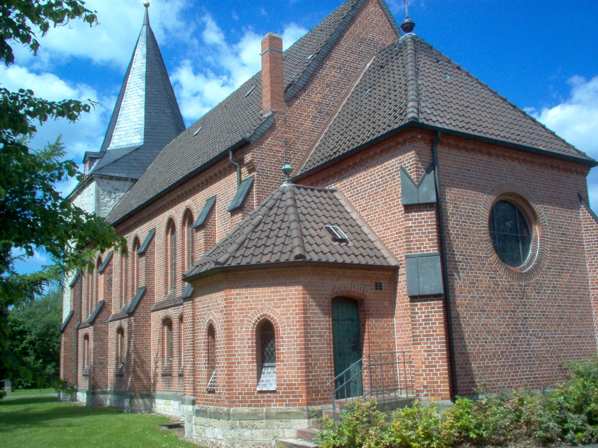Bild von Gifhorn (Landkreis): Rethen Kirche (Südost)