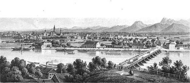 Bild von Rosenheim (Landkreis): Rosenheim 1860 A
