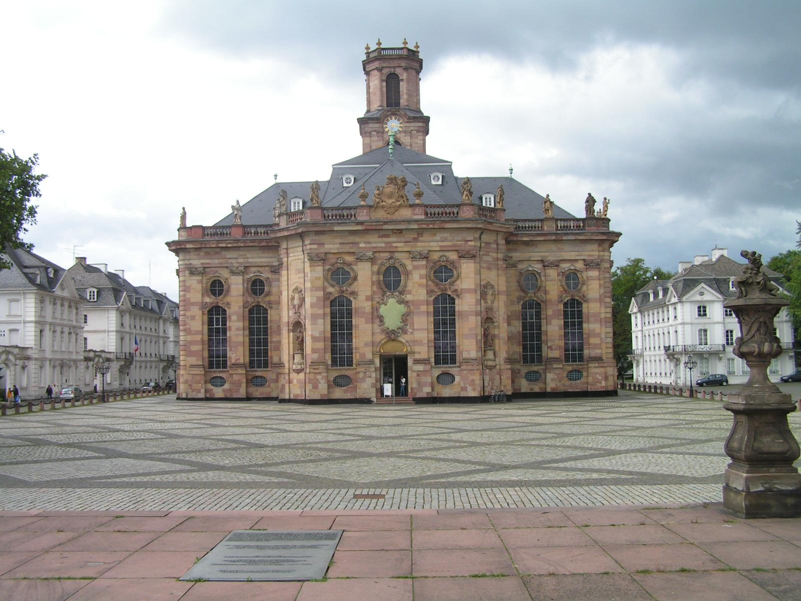 Bild von Saarbrücken: Saarbruecken-Ludwigskirche