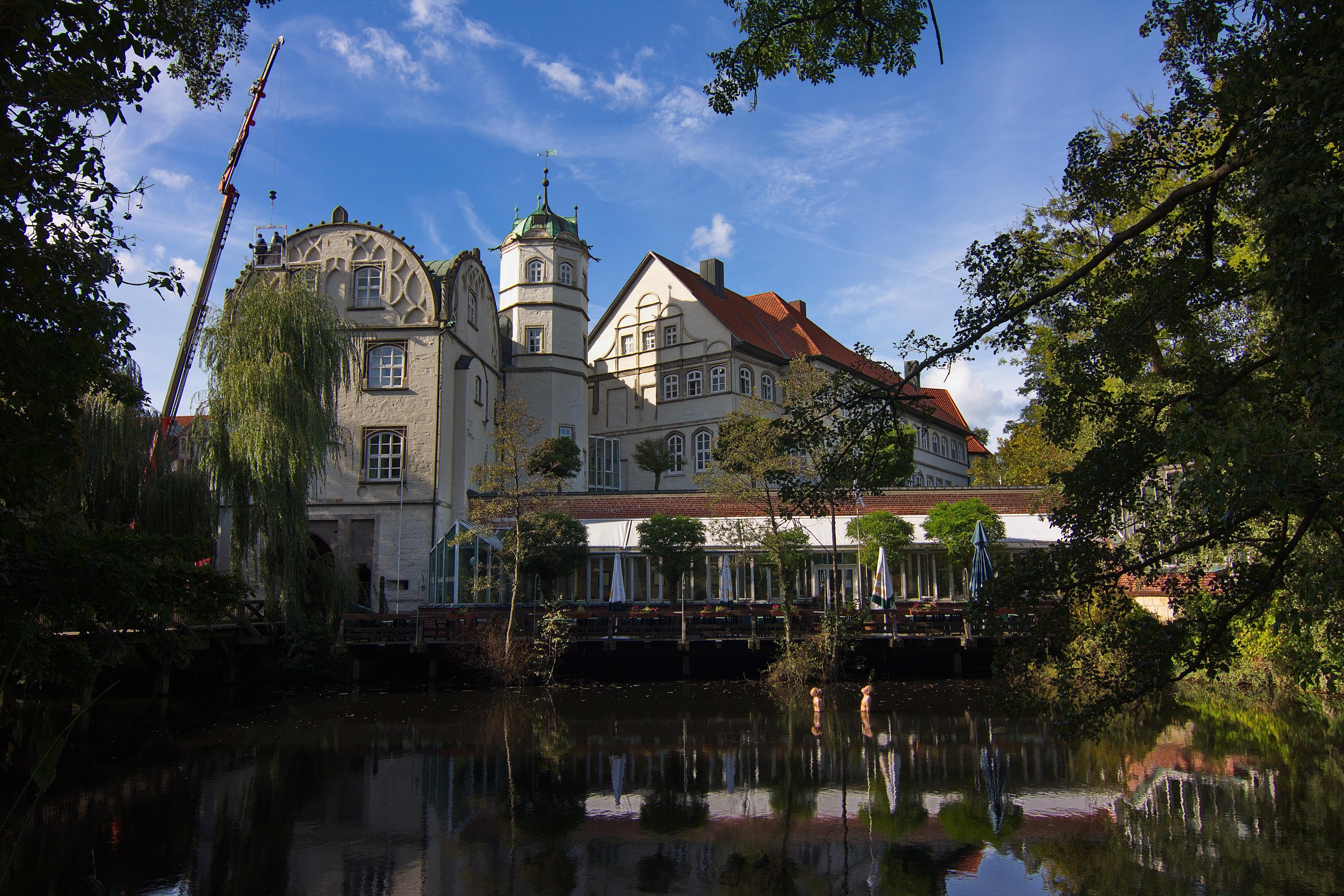 Bild von Gifhorn (Landkreis): Schloss Gifhorn IMG 2892