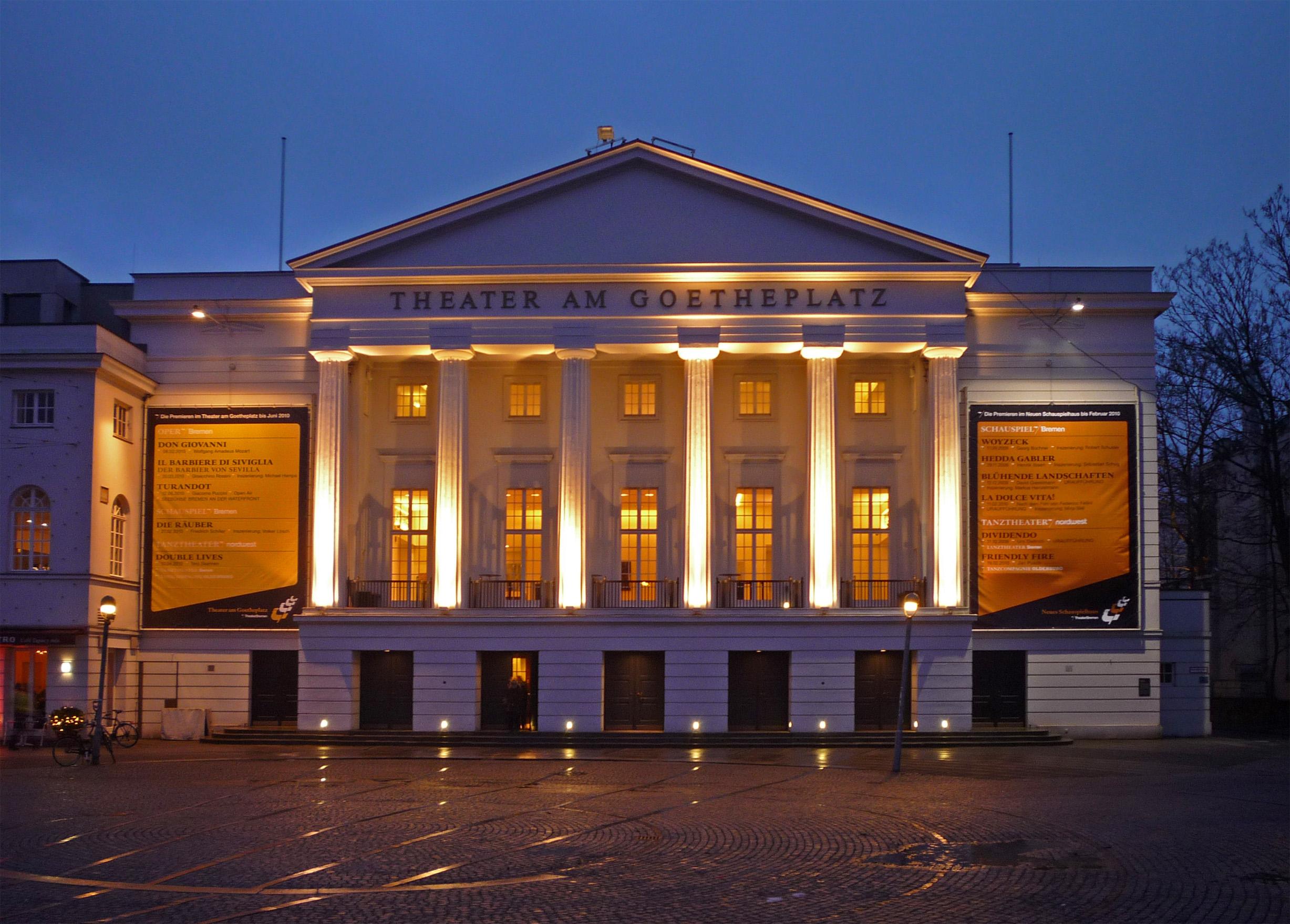 Bild von Bremen: Theater Bremen 106-dvfLd