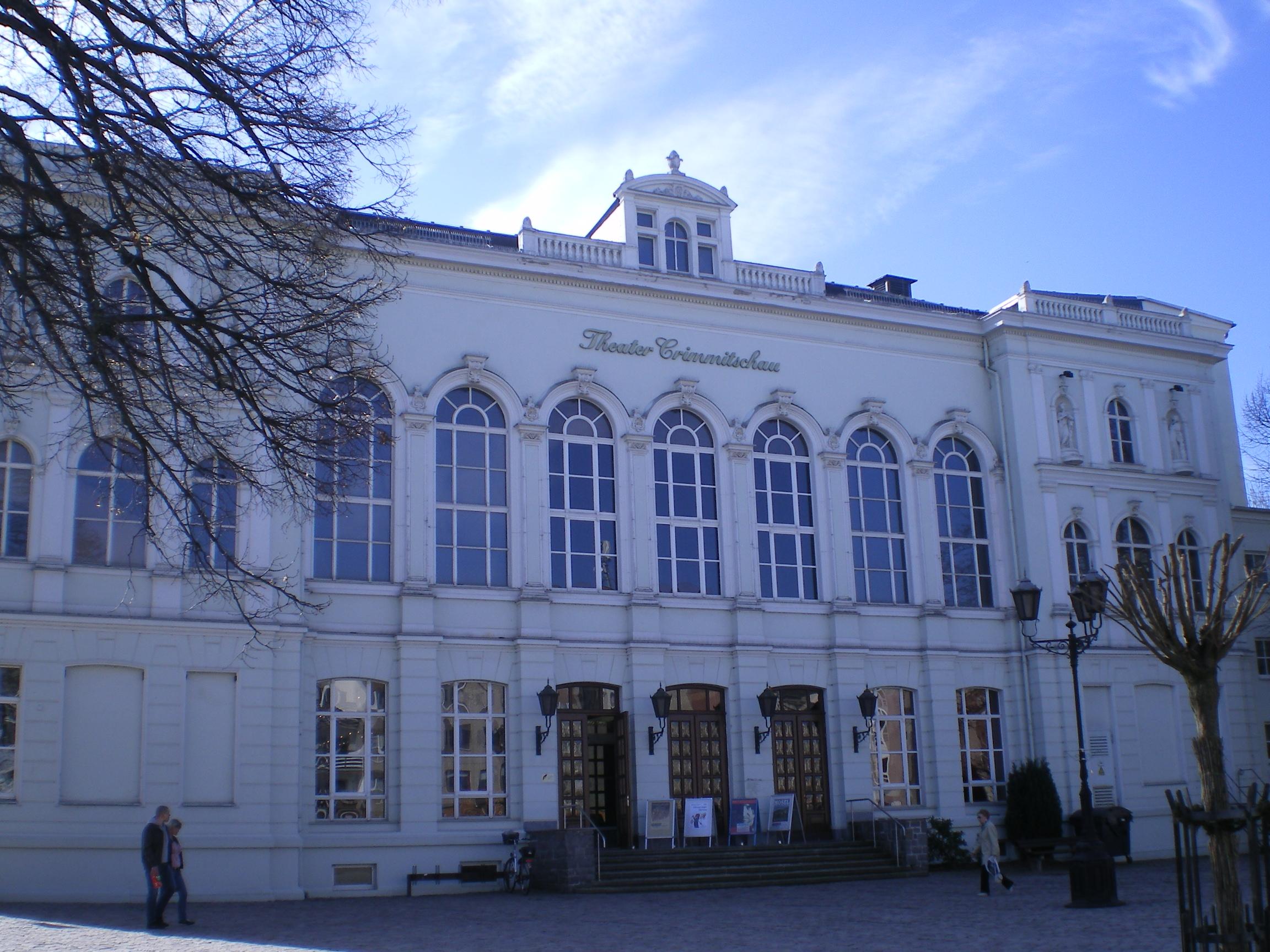 Bild von Zwickau (Landkreis): Theater Crimmitschau